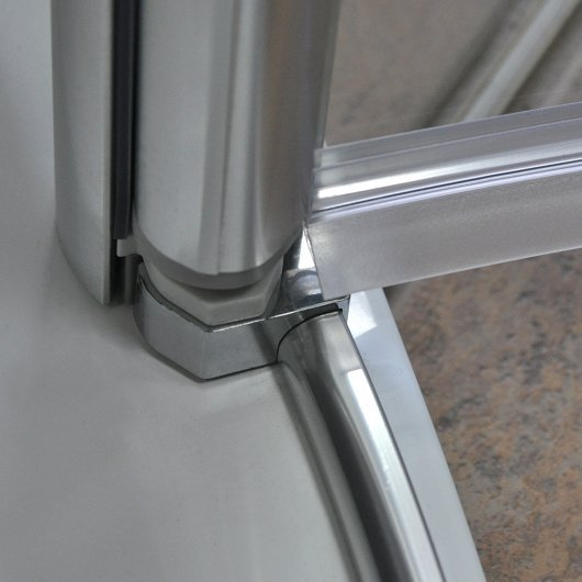 Cam profile and new threshold seal